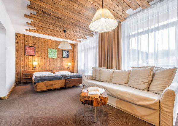Rodinná izba Wood Lux