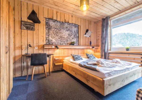 Dvojlôžková izba Wood Lux