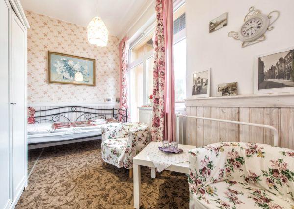 Dvojlôžková izba Vintage