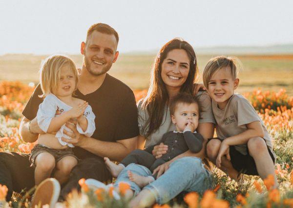 Rodinný pobyt skvelá rodinka